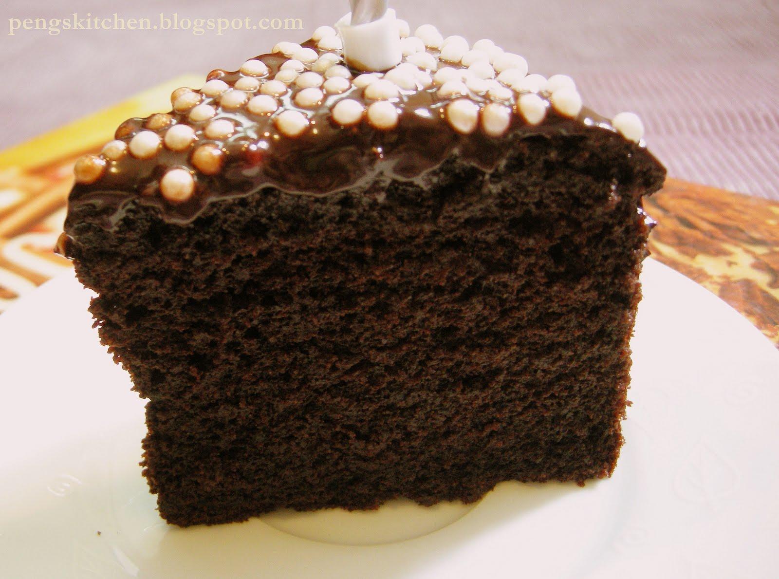 Peng s Kitchen: Chocolate Mud Cake