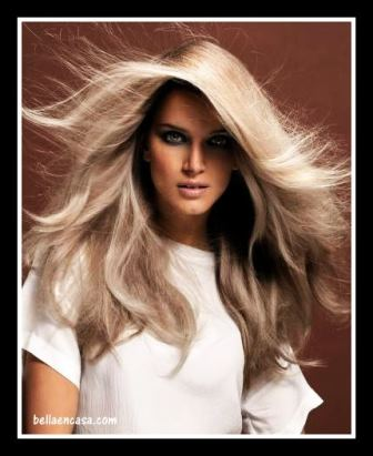 Como lograr un rubio claro cenizo sin decolorar el cabello como quitar lo naranja de mi cabello - Rubio platino en casa ...