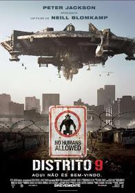 Filme Distrito 9 Dublado AVI DVDRip