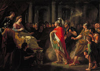 The Meeting of Dido and Aeneas Sir Nathaniel Dance-Holland