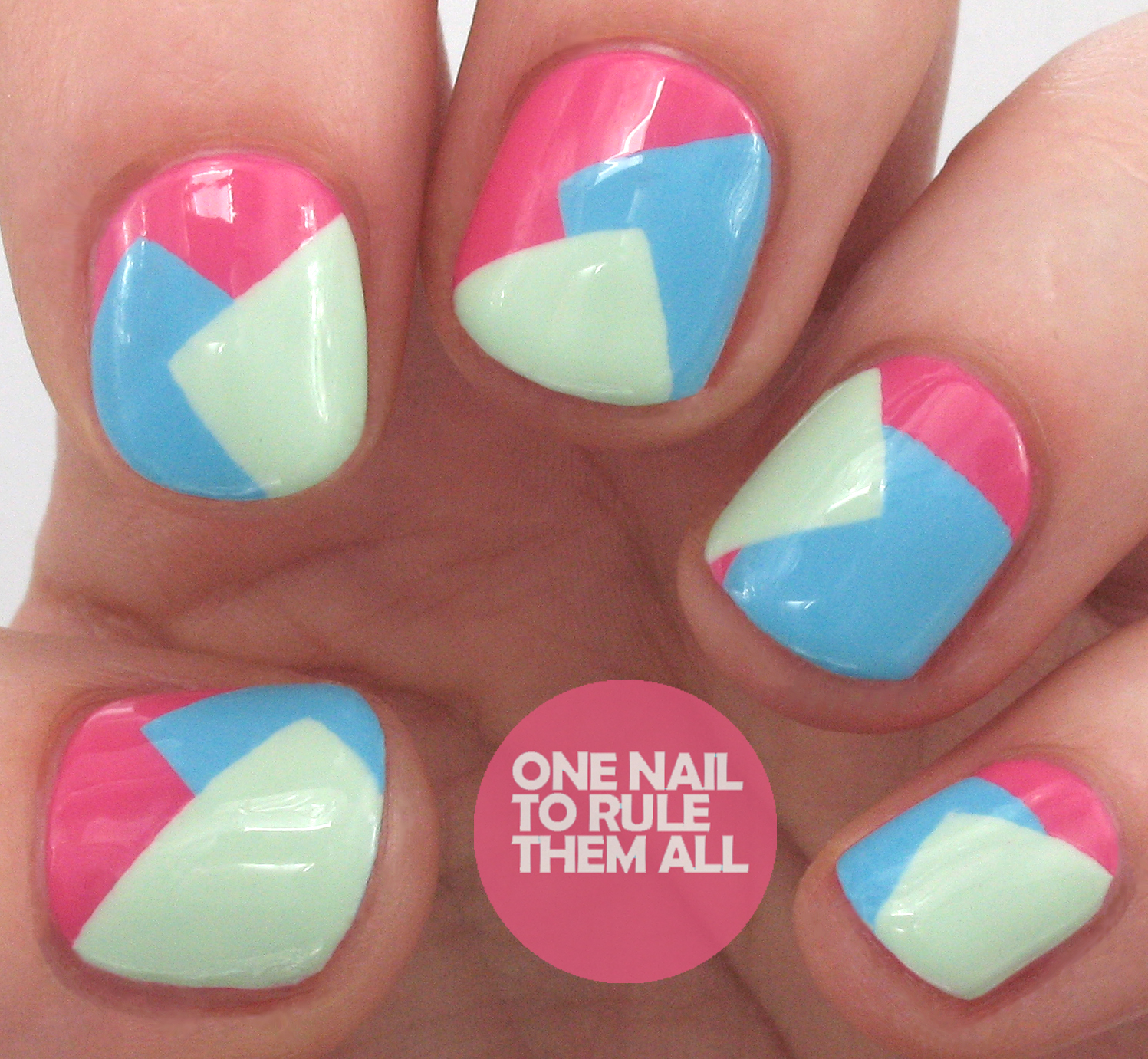 One Nail To Rule Them All Barry M Nail Art Pens Review: One Nail To Rule Them All: Nails Inc. Collaboration With