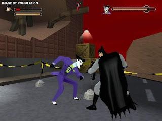 تحميل لعبة الرجل الوطواط 2016 مجانا batman vengeance