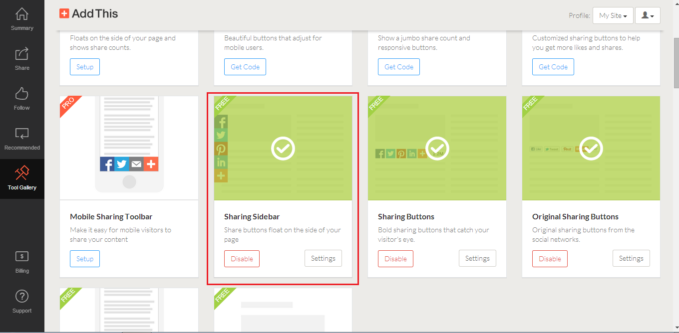 101Helper | How to add smooth responsive floating social sharing buttons to you blog
