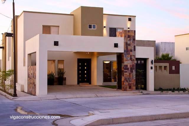Casa urbana moderna