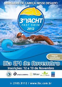 Yacht realiza o 3º Yacht Fast Swim