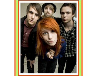 Hayley Williams hot Paramore band quality high definiton image