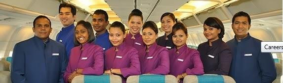 Fly gosh flight attendant mega maldives for Korean air cabin crew requirements