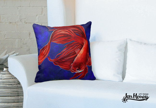 http://www.zazzle.com/betta_fish_painting_pillow_throw_pillows-189229605236565985?rf=238764628746754987
