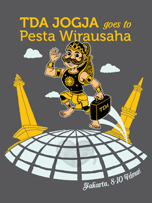 Gatotkaca - Karikatur Selebriti Indonesia