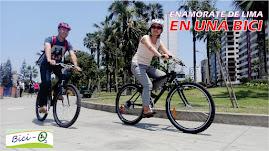 Turismo en Bici, Lima-Perú