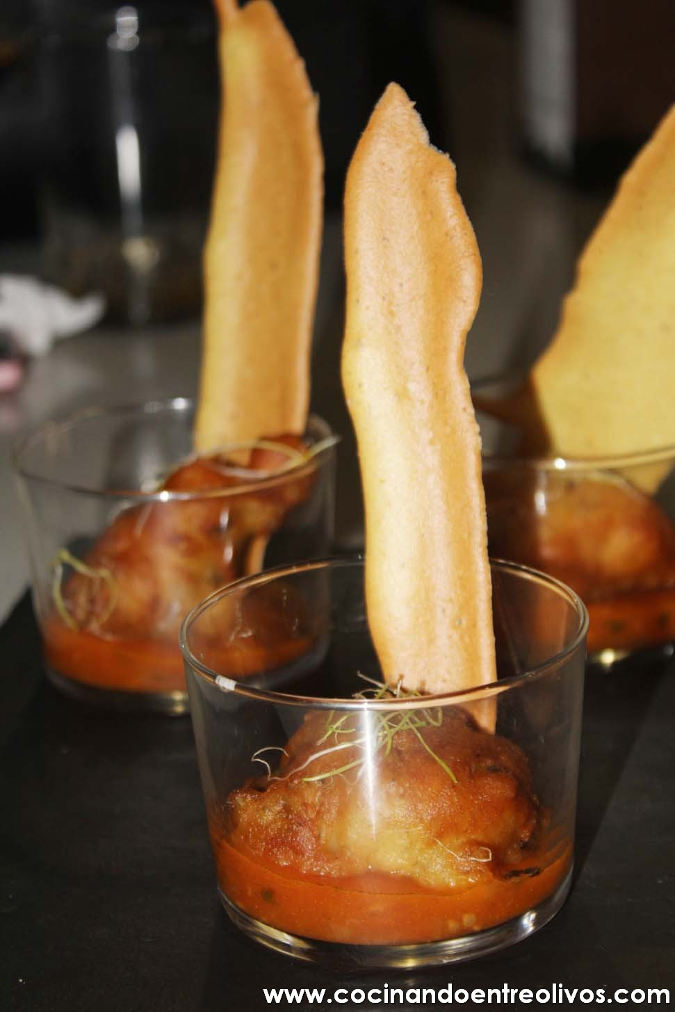 Concurso granada de tapas 2013 cocinando entre olivos - Restaurante oryza granada ...