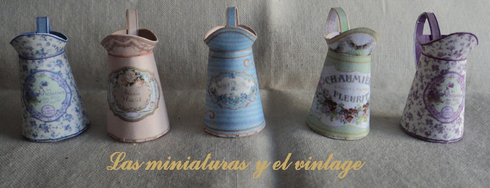 Vintage buscando accesorios para la casa de campo