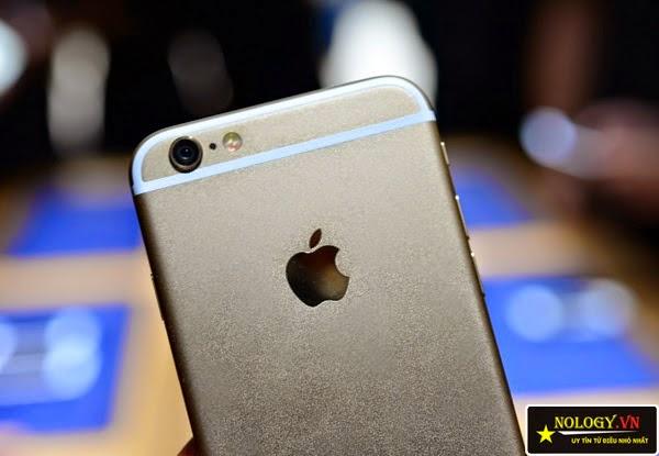 Điện thoại của Iphone 6 lock