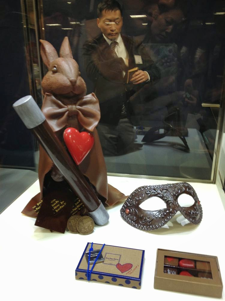 Jean-Paul Hévin the King of chocolate in Japan