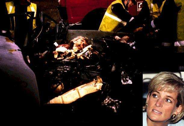 chi princess diana death photos. princess diana car crash chi.