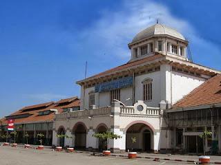 semarang heritage building