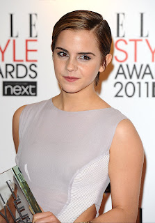 Emma Watson at the Elle Style Awards