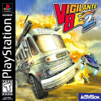Vigilante 8 2nd Offence PSX ISO High Compressed