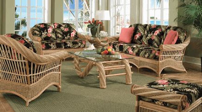 kona tropical rattan furniture