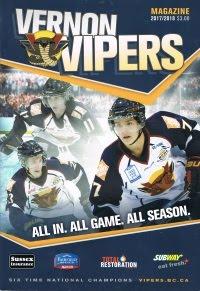 Vernon Vipers 2017-18 Program