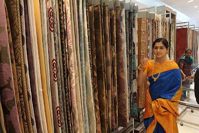 devayani new @ textiles room event unseen pics