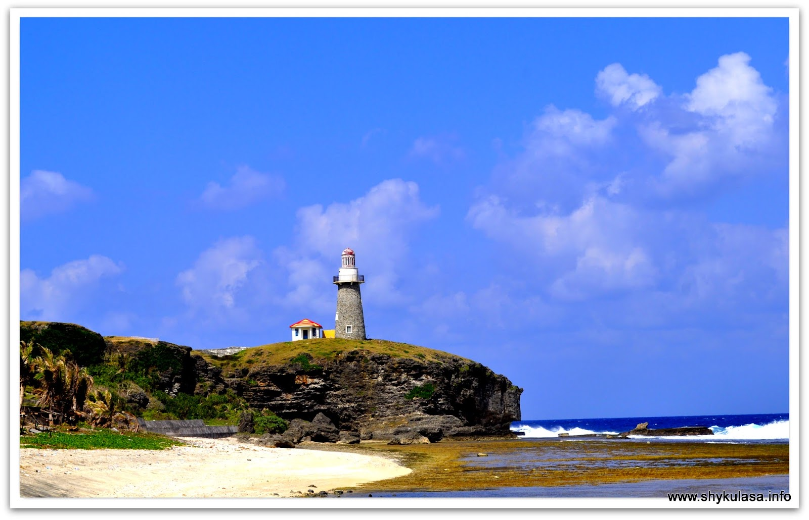 Sabtang Lighthouse, Batanes