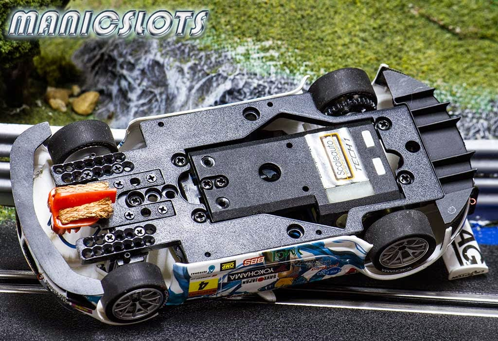 Manicslots Slot Cars And Scenery Review Scaleauto Bmw