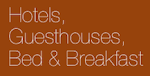 Hotels, Guests, Bed & Breakfasts