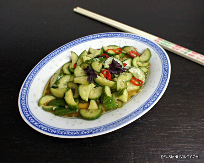 Chinese Cucumber Pickle