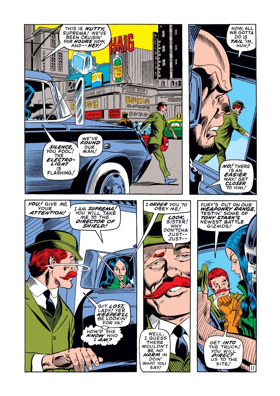 Captain America (1968) Issue #123 #37 - English 12