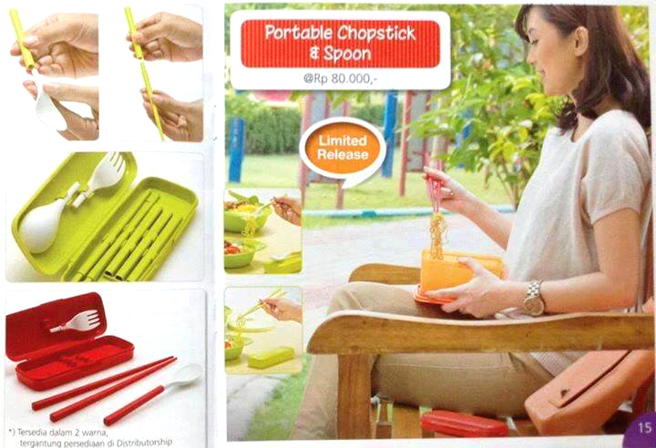 PORTABLE CHOPSTICK & SPOON
