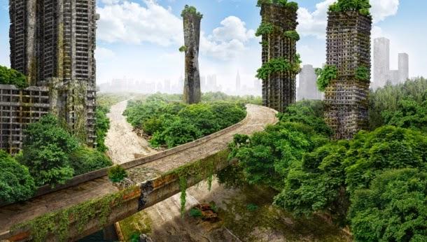Como seria o mundo se os humanos desaparecessem?