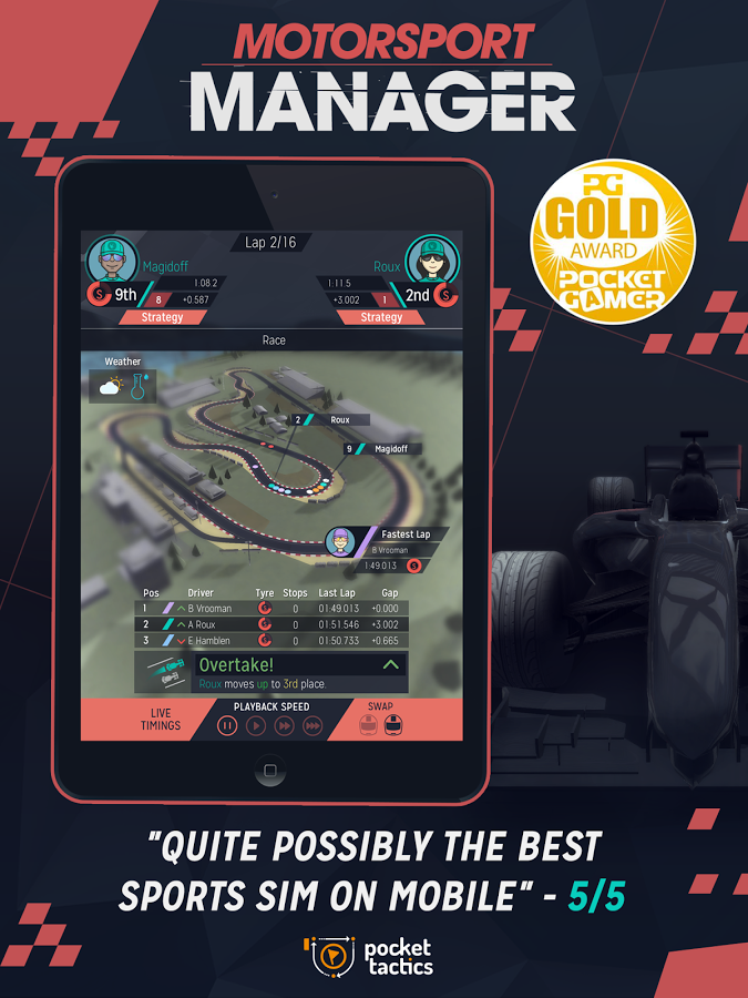 Motorsport Manager Apk Obb