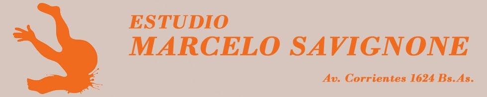 Estudio Marcelo Savignone