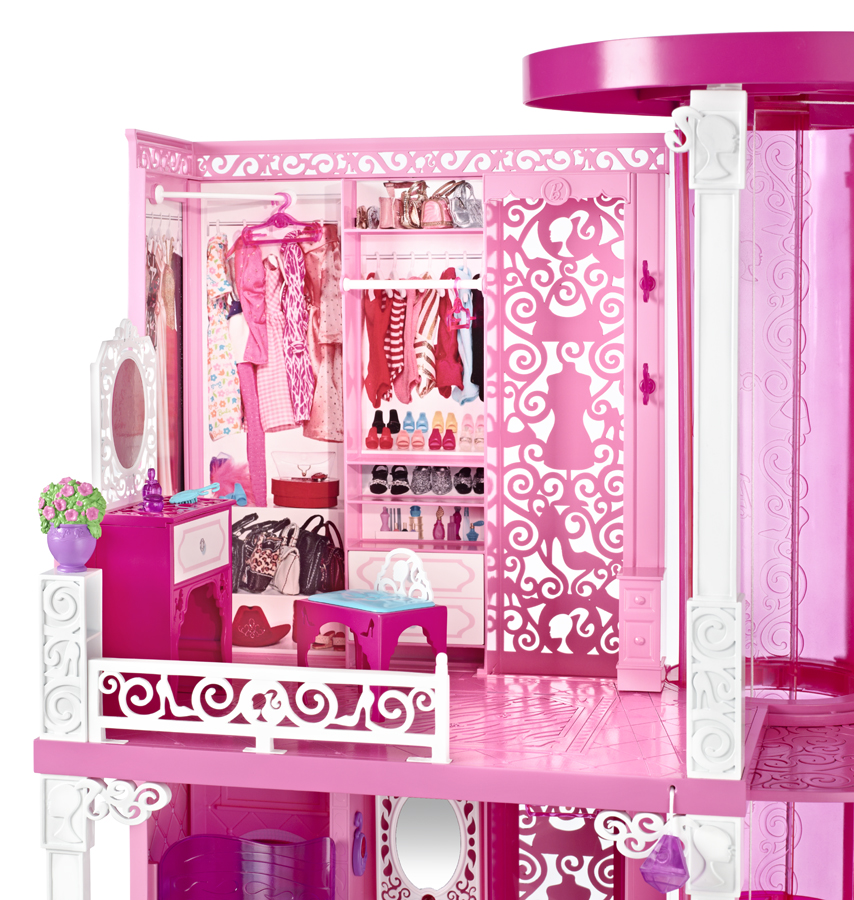 Sugar Pop Ribbons Reviews And Giveaways 2013 Barbie Dreamhouse Review