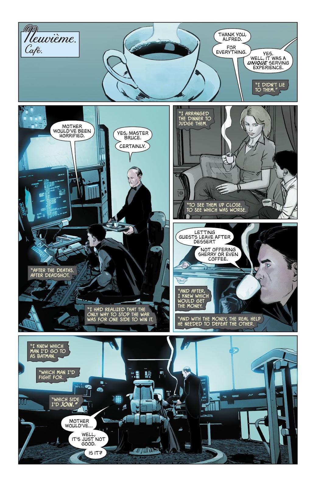 Read online Batman (2016) comic -  Issue #29 - 21