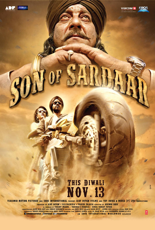 xemphimso con trai cua sardaar Fan hâm mộ mong chờ sự trở lại của Chân Tử Đan qua bộ phim mới Kungfu Jungle