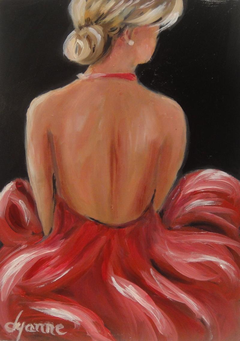 Dyanne Parker Artist The Way You Look Tonight By Dyanne
