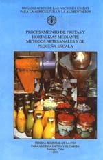Recetas de la cocina de asunci n fao 5 procesamiento de for Procesos quimicos en la cocina