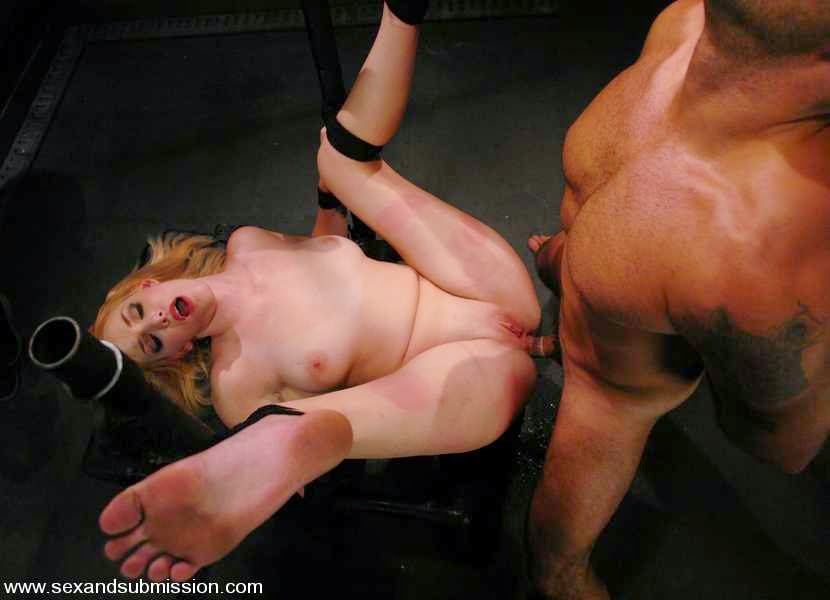 girl tied and raped