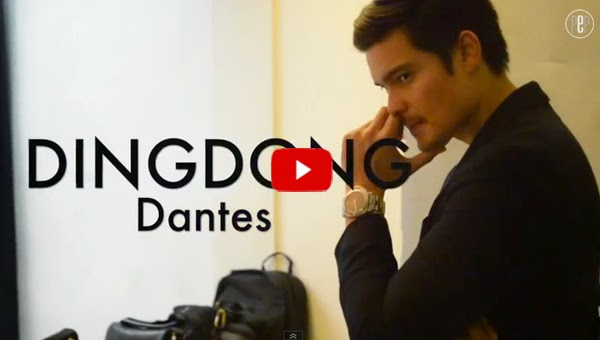 Dingdong Dantes Yes Sexy Dozen 2014