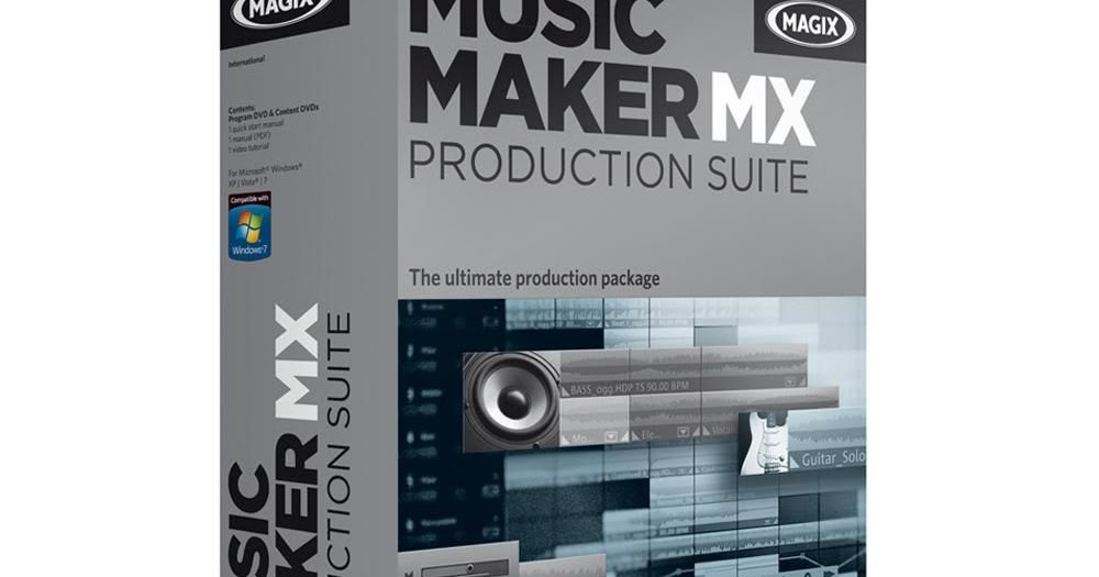 keygen magix music maker mx 1825