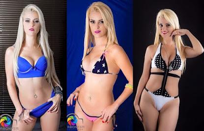 A modelo Helena Costa mostra boa forma e arranca suspiros dos marmanjos em fotos sensuais