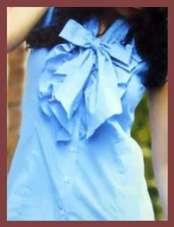 model blus wanita
