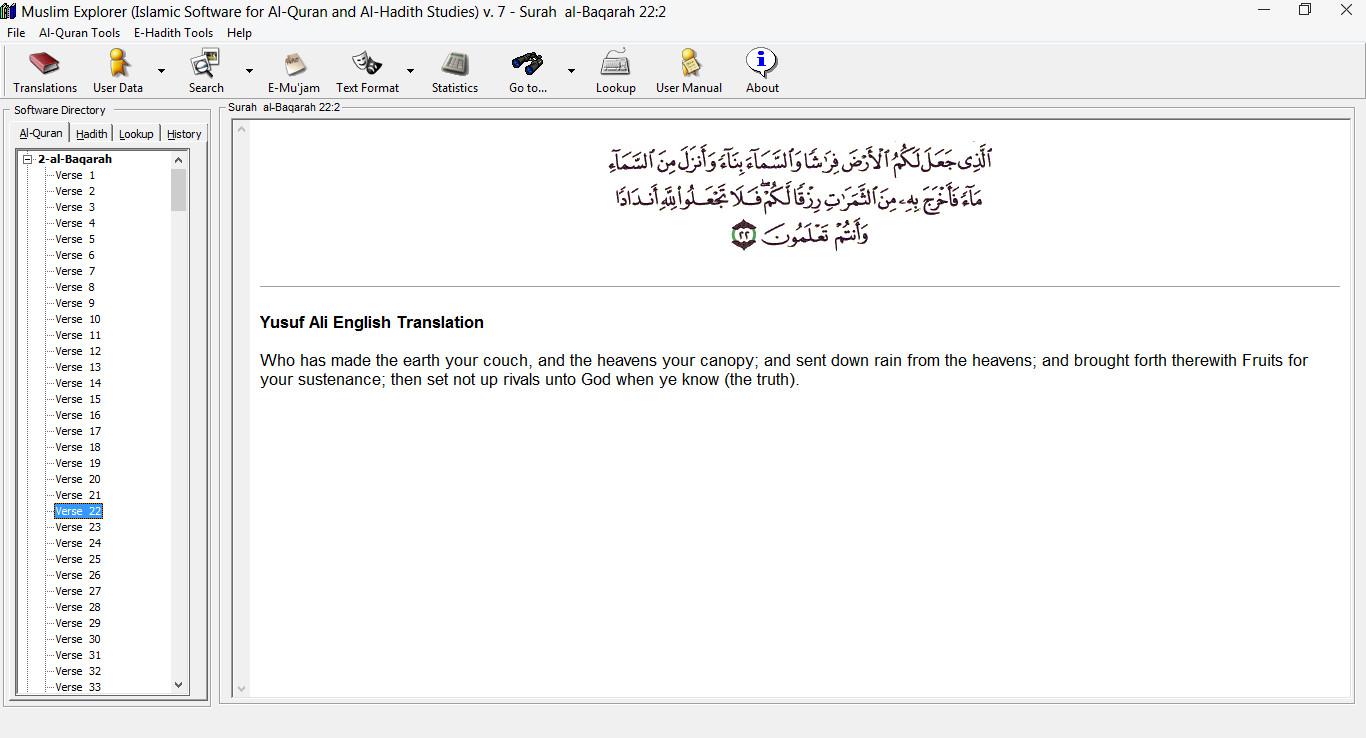 download alquran terjemahan pc