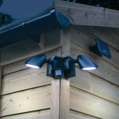Lighting Security Design