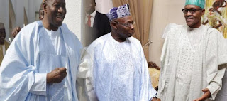 Buhari Must Go!!! – PDP Boldly Declares, As Olusegun Obasanjo, Atiku Abubakar, Bukola Saraki, Set To Finally Return