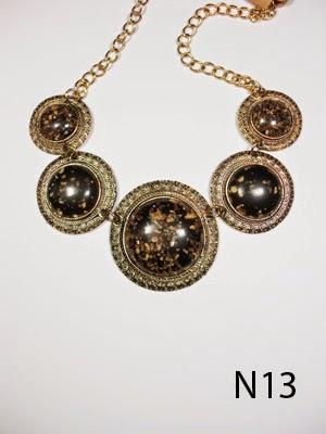 kalung aksesoris wanita n13