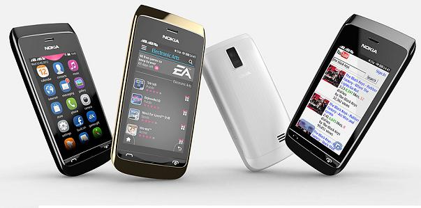 Nokia Asha 310 - Specification, price