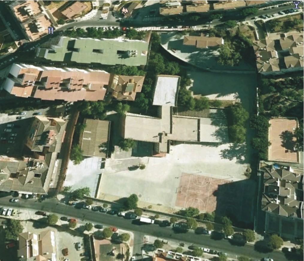 Actuaciones medioambientales en un entorno urbano ceip for Ceip ciudad jardin